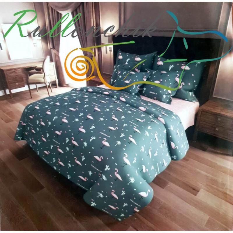 Фланель постельная(A+B)  №8