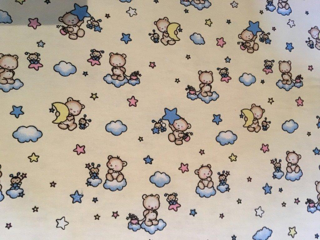 Ткань для постельного белья фланель
