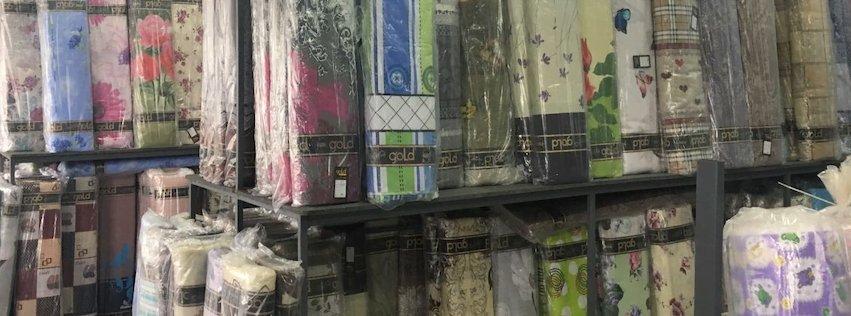 Широкий ассортимент постельных тканей в интернет магазине Rullonchik
